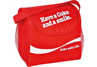 ezetil coca cola k hltasche coke smile 20 liter k hlboxen k hltaschen online kaufen bei mediamarkt. Black Bedroom Furniture Sets. Home Design Ideas