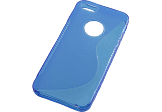AGM 25987 Backcover Apple iPhone 5, iPhone 5s Kunststoff Blau