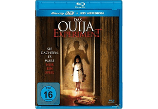 Das Ouija Experiment (3D-Special Edition) [3D Blu-ray (+2D)]