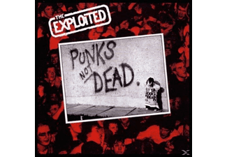 The Exploited - Punks Not Dead - (Vinyl)