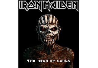 Iron Maiden - The Book of Souls (CD)