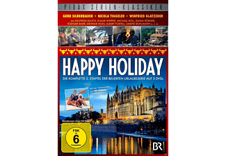 Happy Holiday, Staffel 2 [DVD]