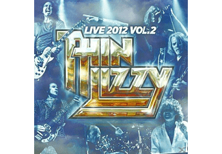 Thin Lizzy - Live 2012 Vol.2 - (Vinyl)