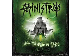 Ministry - Last Tangle In Paris-Live 2012 Defibrillatour - (Vinyl)