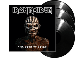 Iron Maiden - The Book of Souls (Vinyl LP (nagylemez))