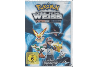 POKEMON DER FILM - WEISS-VICTINI & ZEKROM - (DVD)
