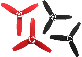 PARROT Propellers for Bebop Drone Red/ Black - (PF070078AA)