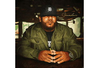 Apollo Brown - Grandeur [CD]