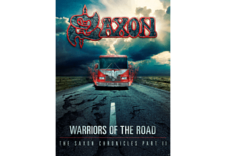 Saxon - Warriors Of The Road-The Saxon Chronicles Part II - (Blu-ray + CD)