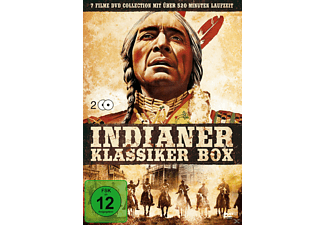 Indianer Klassiker Box [DVD]