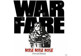 Warfare - Noise Noise Noise (The Lost Demos) - (CD)
