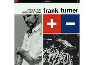 Frank Turner - Positive Songs For Negative People [CD]