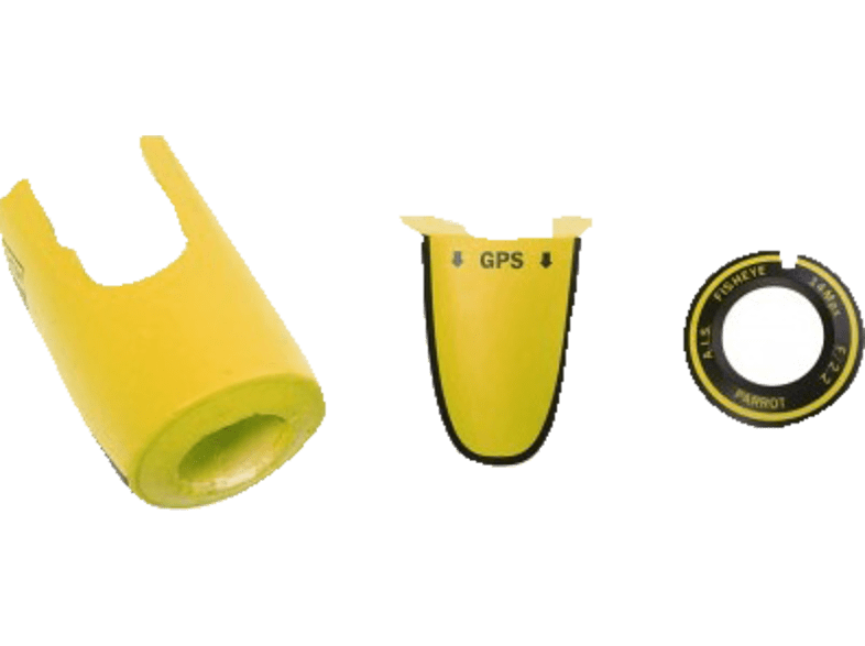 PARROT EPP Nose for Bebop Drone Yellow - (PF070109AA) photo   video   offline drones   τηλεκατευθυνόμενα αξεσουάρ hobby   φωτογραφία d