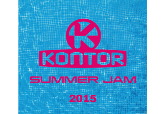 VARIOUS - Kontor Summer Jam 2015 [CD]