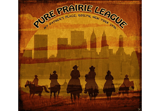 Pure Prairie League - My Father's Place, New York 1976 - (CD)