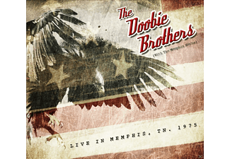The Doobie Brothers - The Showboat, Memphis 1975 [CD]