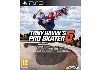 TONY HAWK PRO SKATER 2015 PS3