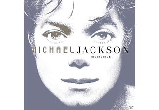 Michael Jackson - Invincible - (CD)