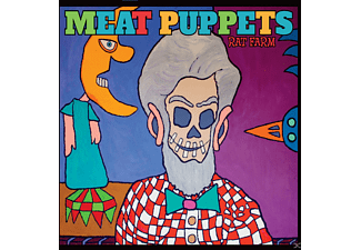 Meat Puppets - Rat Farm (180 Gr./Mp3 Code) - (Vinyl)