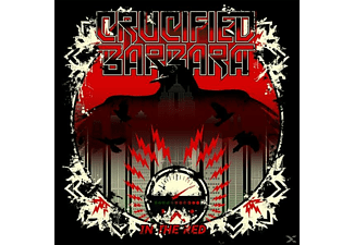 Crucified Barbara - In The Red - (Vinyl)