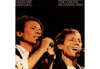Simon & Garfunkel - The Concert In Central Park [CD]