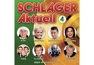 VARIOUS - Schlager Aktuell 4 - (CD)