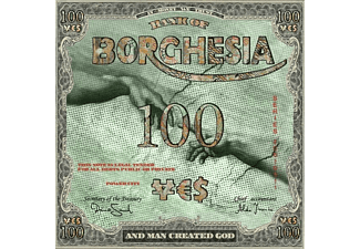 Borghesia - And Man Created God (Black Vinyl) - (Vinyl)