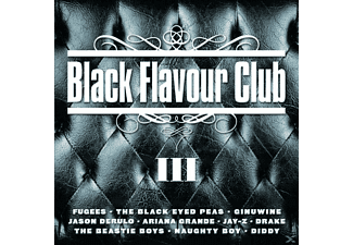 VARIOUS - Black Flavour Club 3 - (CD)
