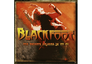 Blackfoot - Fox Theater Atlanta 24-07-81 [CD]