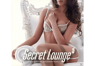 VARIOUS - Secret Lounge 5 - (CD)