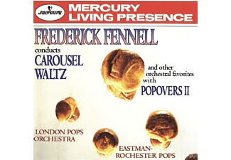 Fennell, Ero - Carousel Waltz & Other Favourites [CD]