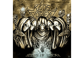 Kaos Vortex - Seeds Of Decay [CD]