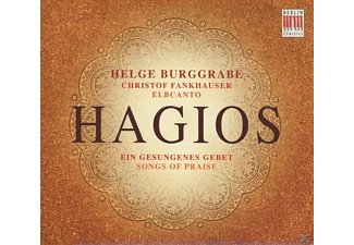 Elbcanto, Fankhauser, VARIOUS - Hagios - (CD)