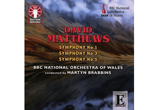 Brabbins & Bbc National Orchestra O - Symphonie 1, 3 & 5 - (CD)