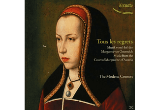 The Modena Consort;Various - Tous Les Regrets [CD]