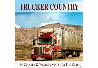 VARIOUS - Trucker Country [CD]