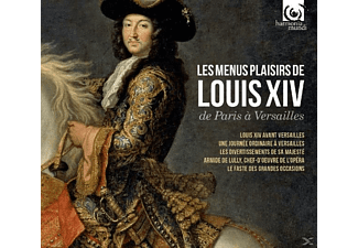 Andrew Lawrence-King - Louis Xiv - (CD)
