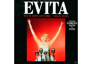 Michael Kosarin, MUSICAL/VARIOUS - EVITA - HIGHLIGHTS OF ORIGINAL BROADWAY PRODUCTION - (CD)