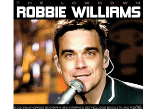 Robbie Williams - The Lowdown [CD]