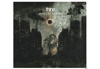 Thine - The Dead City Blueprint - (CD)