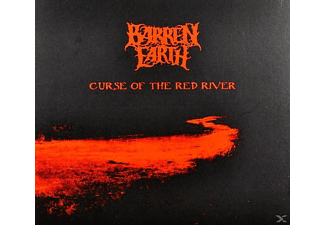 Barren Earth - Curse Of The Red River - (CD)