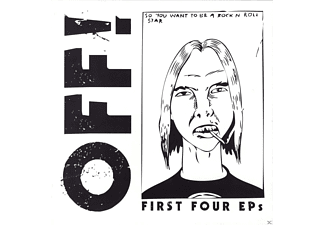 Off - First Four Eps - (Vinyl)