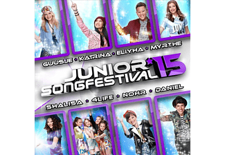Various - Junior Songfestival 2015 | CD