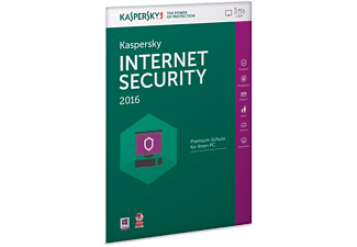 kaspersky internet security 2016 5 lizenzen sicherheit. Black Bedroom Furniture Sets. Home Design Ideas