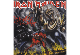 Iron Maiden - The Number Of The Beast - (Vinyl)