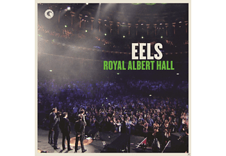 Eels - Royal Albert Hall (+Dvd) - (LP + DVD Video)