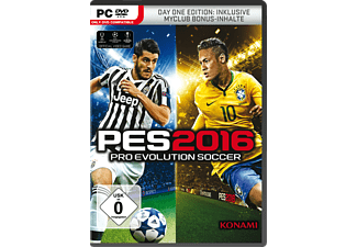 PES 2016 - Pro Evolution Soccer 2016 (Day 1 Edition) - PC