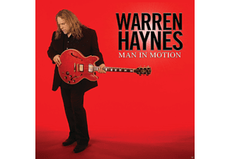 Warren Haynes - Man In Motion [Vinyl]
