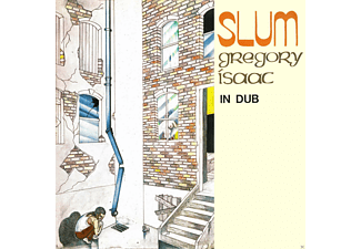 Gregory Isaacs - Slum In Dub - (CD)