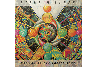 Steve Hillage - Madison Square Garden '77 - (CD)